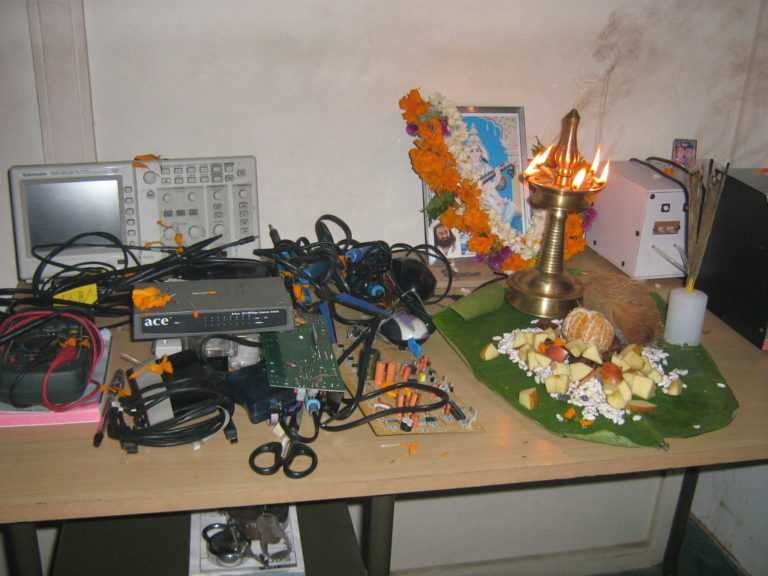Ayudha Pooja to Computers